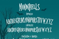 Moonhells Typeface Product Image 2
