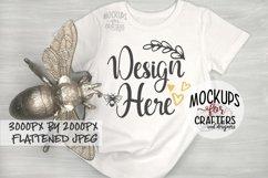 T-Shirt, Bee theme, Mock-Up Product Image 1