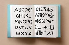 School Stryke - Handwritten font Product Image 4