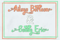 Steffie Austin Lovely Font Product Image 6