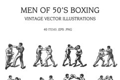 Vintage Vector Illustrations Bundle 1391 Items Product Image 2
