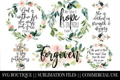 24 Sublimation Downloads - Funny, Religious, Mom Life PNG Product Image 2