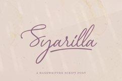 Syarilla - Handwritten Font Product Image 1
