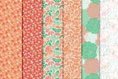 Floral Pattern Bundle - Vectors Product Image 6