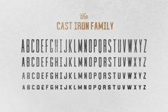 Cast Iron Family - Font Product Image 3