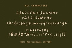 Explore Wonders - Bold Handwritten Font Product Image 2