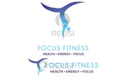 Focus Fitness Logo Template Product Image 4