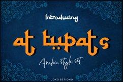 at tupats- arabic stalys set Product Image 1