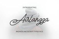 Airlangga Script Product Image 1