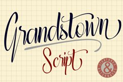 Grandstown Script Product Image 1