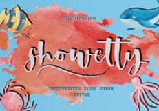 Showetty Brush Script  40 Off  Product Image 1