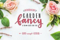 Garden Fancy Font Duo Product Image 1