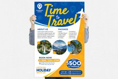 Holiday Travel #01 Print Templates Pack Product Image 5