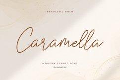 Caramella Script Product Image 2