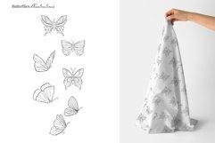 Wildflower botanical illustrations Product Image 5