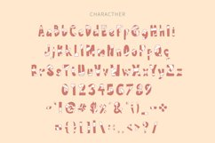Verband Colour Font Product Image 4