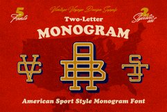 Two-Letter Monogram Product Image 1