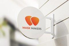 Mask Makers Logo Product Image 3