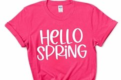 Web Font Spring Poppy - A Quirky Handwritten Font Product Image 3