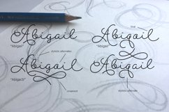 Abigail Script Product Image 4
