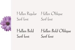 Hellen - Serif Font Product Image 2