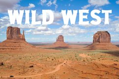 Old West - Western Font Product Image 5