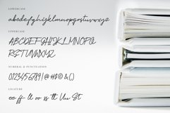 Sarmilla Font Product Image 6
