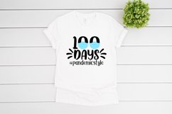100 Days Of School SVG files for Cricut, 100 Days Online svg Product Image 3