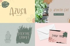 The Cute Crafter's Font Bundle Product Image 3