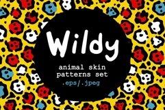 WILDY   animal skin patterns set Product Image 1