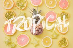 Candy Colour Font Product Image 5