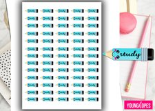 Study Planner Stickers Product Image 2
