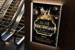 Birthday Flyer Product Image 3