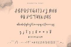 Everett   Handwritten Font Product Image 5