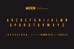 Mathew Rohas Brush Font Duo Product Image 2