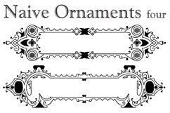 Naive Ornaments Four Product Image 5