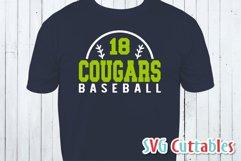 Baseball SVG Bundle #1| Template SVG Cut Files Product Image 4