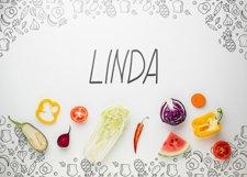 Linda Farmhouse Font Product Image 6