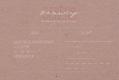 Serene Beauty Handwritten Font Duo Product Image 5