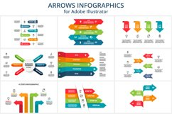 Arrows animated infographics Product Image 3