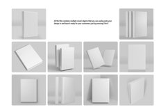 Hard Cover Book Mockup Product Image 2