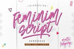 Feminim Script + Bonus Product Image 1