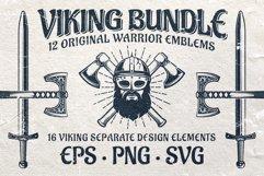 Viking Emblem Bundle Product Image 1