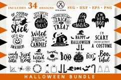Halloween SVG Bundle - MB28 Product Image 1