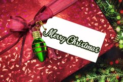 3 Merry Christmas Print & Cut Files Product Image 1