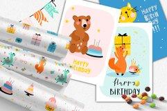 Cute Animals Birthday Greetings Product Image 2