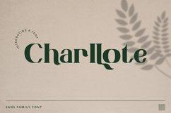 Charllote Sans Font Product Image 1
