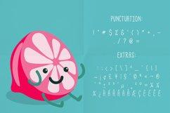 Pink Lemonade a hand-drawn cute font! Product Image 3