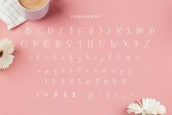 Web Font Chyrna Product Image 5