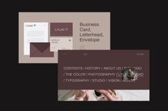 LYLAC Google Slides Brand Guidelines Template Product Image 2